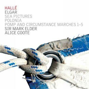 Edward Elgar: Sea Pictures / Polonia - Alice Coote / Hallé Orchestra / Mark Elder