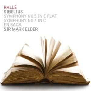 Jean Sibelius: Symphony No.5 In E-Flat - Halle / Elder