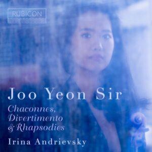 Chaconnes, Divertimento & Rhapsodies - Joo Yeon Sir