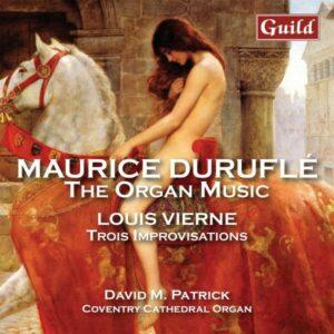 Duruflé: The Organ Music - David M. Patrick