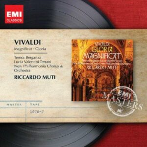 Vivaldi: Gloria & Magnificat - Riccardo Muti