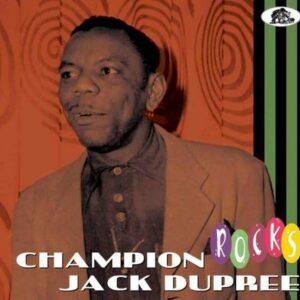 Rocks - Champion Jack Dupree