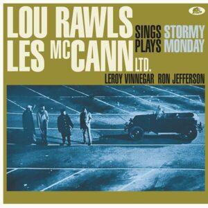 Stormy Monday (Vinyl) - Lou Rawls & Les McCann