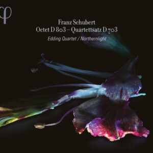 Franz Schubert: Octet D803 ; Quartettsatz D703 - Edding Quartet - Northernlight