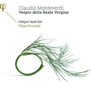 Monteverdi: Vespro Della Beata Vergine - Philippe Herreweghe
