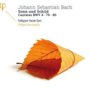 Bach: Kantaten BWV 4, 79, 80 - Philippe Herreweghe