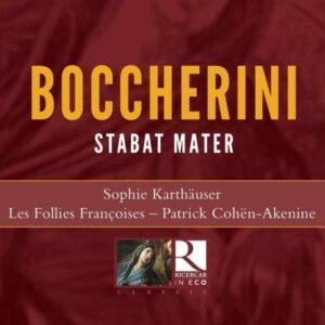Luigi Boccherini: Stabat Mater - Sophie Karthauser