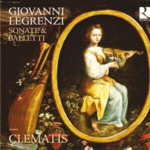 Giovanni Legrenzi: Sonate & Balletti - Clematis