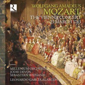 Mozart: The Vienna Concert 23 March 1783 - Jodie Devos