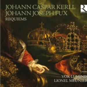 Kerll / Fux: Requiems - Vox Luminis