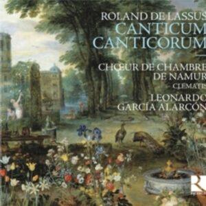 Lassus: Canticum Canticorum - Leonardo García Alarcón