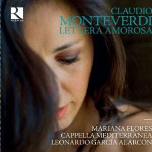 Monteverdi: Lettera Amorosa - Leonardo Garcia Alarcon