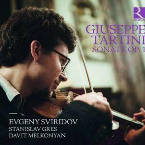 Giuseppe Tartini: Sonate Op.1 - Evgeny Sviridov