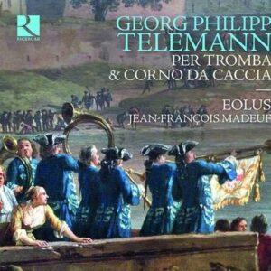 Telemann: Per Tromba & Corno Da Caccia - Ensemble Eolus