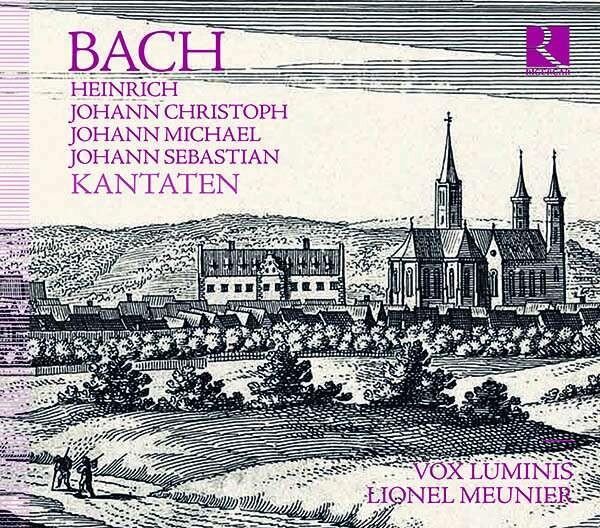 Kantaten der Bach-Familie - Vox Luminis