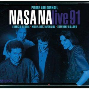 Pierre / Cassol, Fabrizio / Linx, David Van Dormael: Nasa Na Live 91