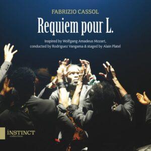 Requiem Pour L. - Fabrizio Cassol
