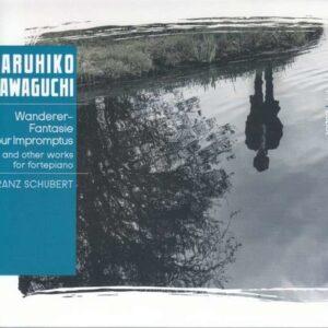 Schubert: Wanderer-Fantasie, Four Impromptus And Other Works - Naruhiko Kawaguchi