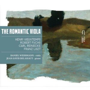The Romantic Viola - Daniel Weissmann