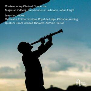 Contemporary Clarinet Concertos - Jean-Luc Votano