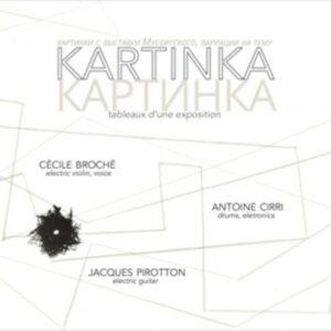 Kartinka - Cecile Broche