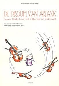 De Droom Van Ariane - Marien, Alfama Quartet