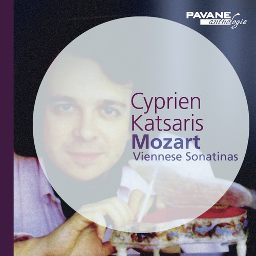 Mozart: Viennese Sonatinas - Cyprien Katsaris