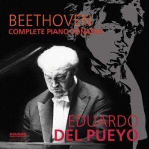 Beethoven: Complete Piano Sonatas - Eduardo del Pueyo