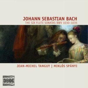 J.S. Bach: The Six Flute Sonatas BWV 1030-35 - Tanguy