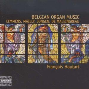 Belgian Organ Music - Francois Houtart