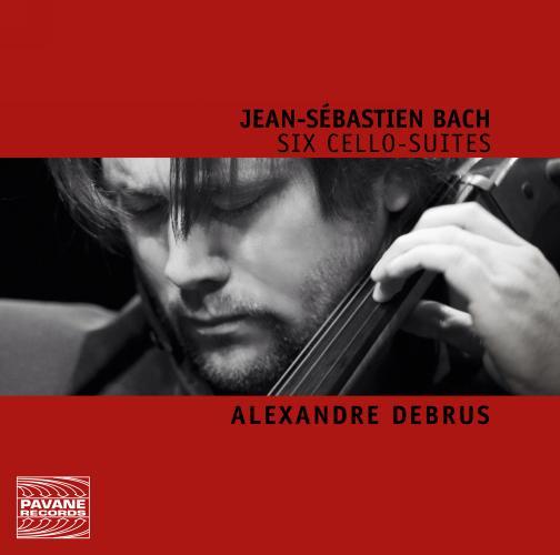 J.S. Bach: The Six Cello Suites - Debrus