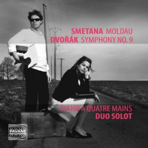 Dvorak, Smetena: Moldau,  Sym. No.9