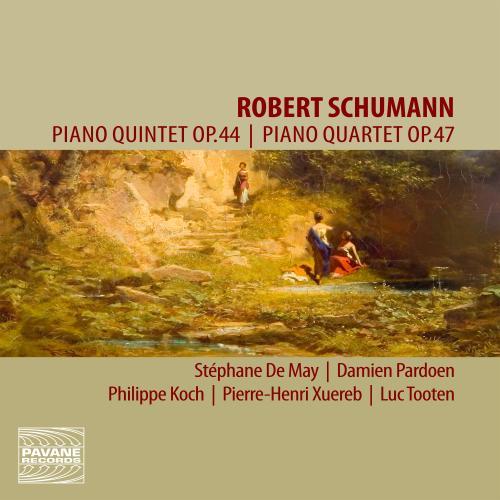 R. Schumann: Piano Quintet & Quartet - Trio Portici