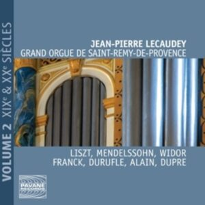 Grand Orgue De St-Remy-De-Provence - Jean Pierre Lecauday