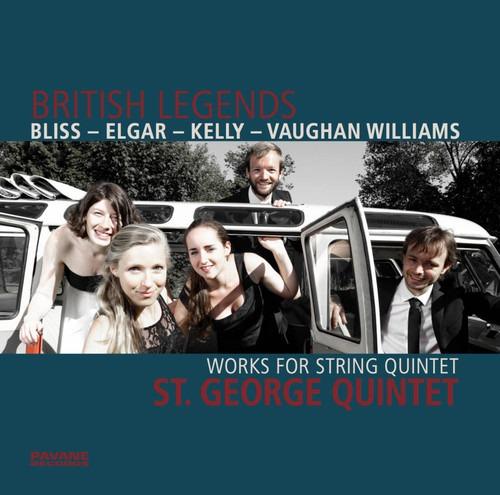 British Legends - St. George Quintet