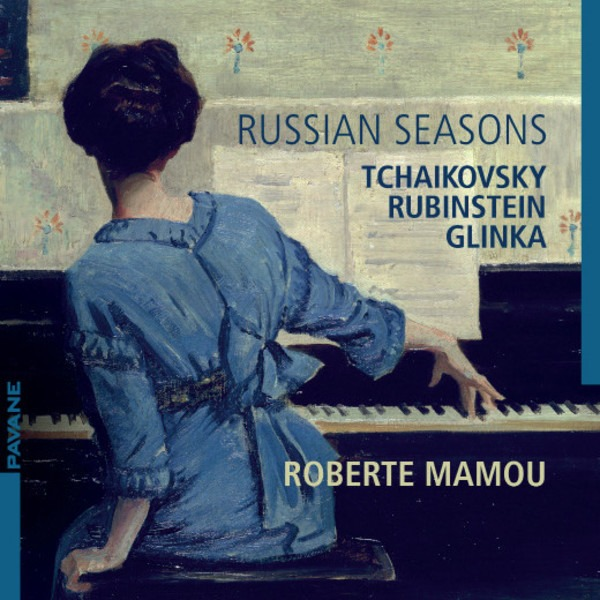 Russian Seasons - Roberte Mamou