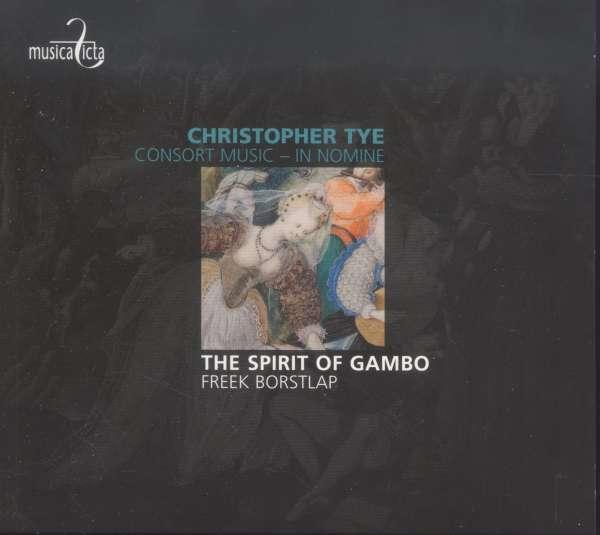 Chr. Tye: Instrumental Music - Spirit Of Gambo