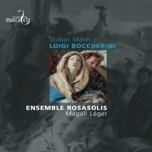 Boccherini: Stabat Mater - Magali Léger