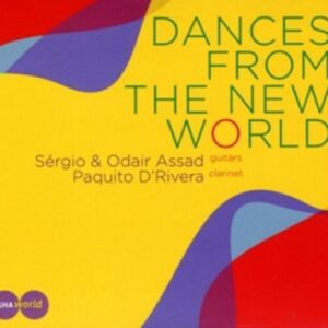 Dances From The New World - Paquito D'Rivera