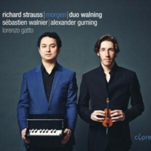 Richard Strauss: Morgen, Works For Cello And Piano - Lorenzo Gatto