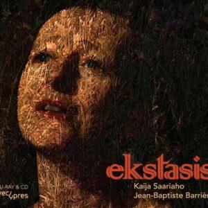 Kaija Saariaho / Jean-Baptiste Barrière: Ekstasis - Aliisa Neige Barriere