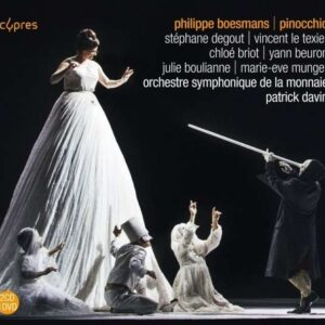 Philippe Boesmans: Pinocchio - Stephane Degout
