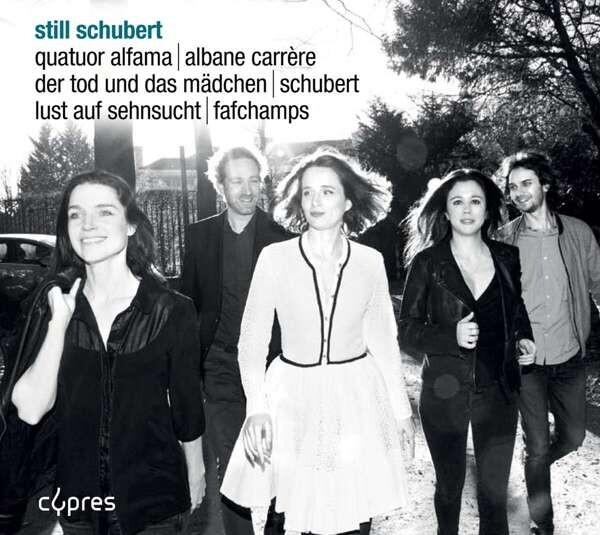 Still Schubert - Quatuor Alfama