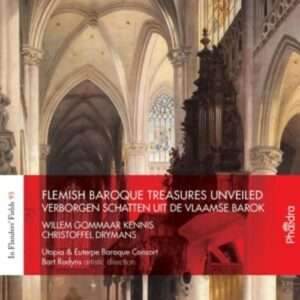 Flemish Baroque Treasures Unveiled - Euterpe Baroque Consor