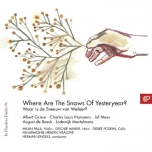 In Flanders' Fields Vol. 96 - Where Are The Snows Of Yesteryear?