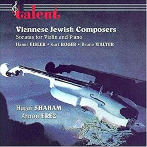 Viennese Jewish Composers - Hagai Shaham