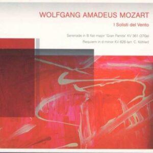 "Mozart: Serenade Nr.10 ""Gran Partita"" - I Solisti Del Vento"