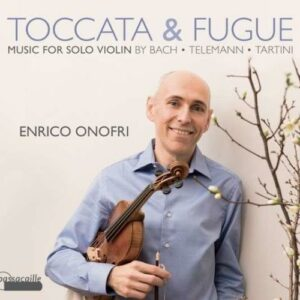 Bach / Telemann / Tartini / Von Biber / Bas: Toccata & Fugue Music For Solo Viol