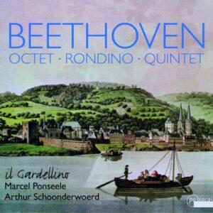 Ludwig Van Beethoven: Octet,  Rondino,  Quintet - Il Gardellino & Arthur Schoonderwoerd