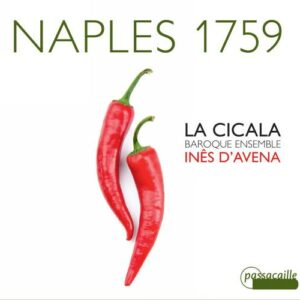 Pilli / Mancini / Durante: Naples 1759